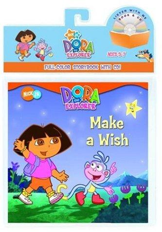 9780375832819: Make a Wish (Dora: The Explorer) (Book and CD)