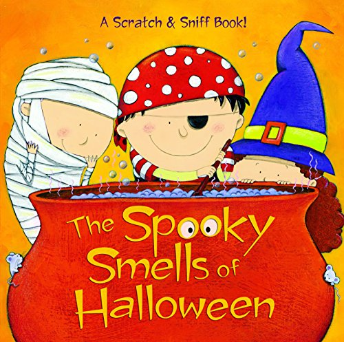 The Spooky Smells of Halloween (Scented Storybook): Man-Kong, Mary