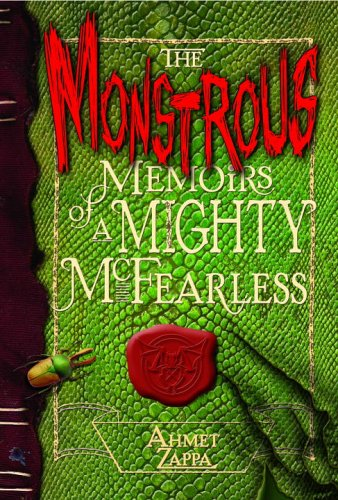 9780375832871: The Monstrous Memoirs of a Mighty McFearless