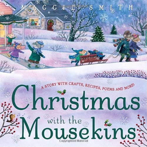 9780375833304: Christmas with the Mousekins