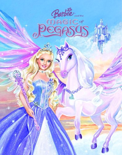 Barbie and the Magic of Pegasus (Picture Book) (0375833404) by Andrea Posner-Sanchez