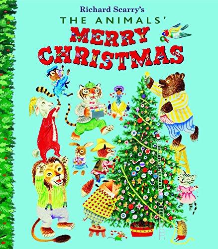 9780375833410: The Animals' Merry Christmas (Little Golden Books (Random House))