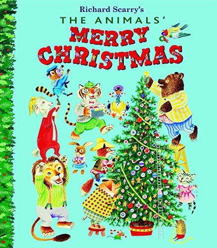 9780375833410: The Animals' Merry Christmas