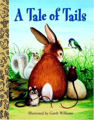 9780375833601: A Tale of Tails (Little Golden Treasures)