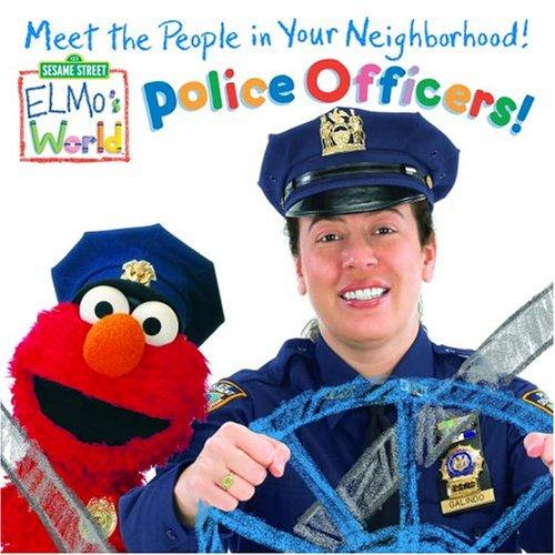 9780375833717: Police Officers! (Sesame Street) (Sesame Street(R) Elmos World(TM))