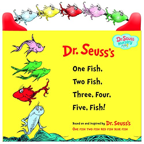 9780375833878: One Fish, Two Fish, Three, Four, Five Fish (Dr. Seuss Nursery Collection)