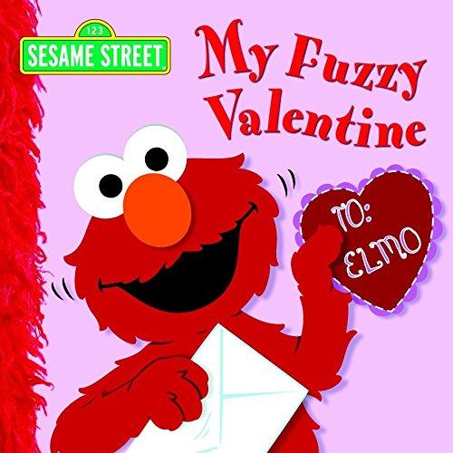 My Fuzzy Valentine (Sesame Street) (0375833927) by Naomi Kleinberg