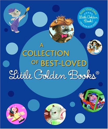 9780375833946: A Collection of Best-Loved Little Golden Books: I Can Fly, Mister Dog, Baby Farm Animals, The Jolly Barnyard, The Happy Man and His Dump Truck, and The Color Kittens