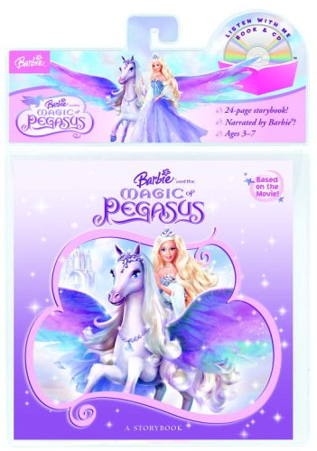 9780375834028: Barbie And The Magic Of Pegasus