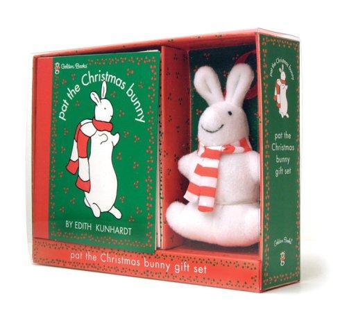 9780375834059: pat the Christmas bunny Gift Set (Pat the Bunny)