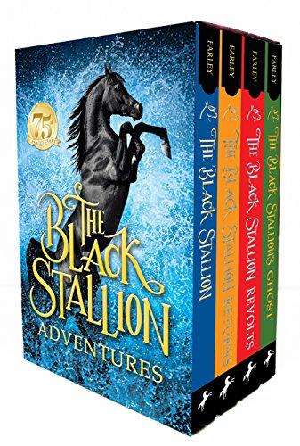 9780375834066: The Black Stallion Adventures! (Box Set)