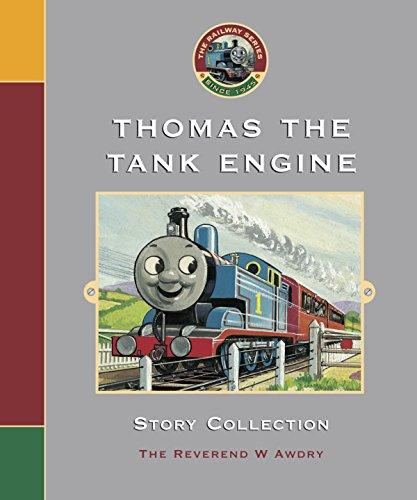 Thomas the Tank Engine Story Collection (Hardcover): Wilbert Vere Awdry
