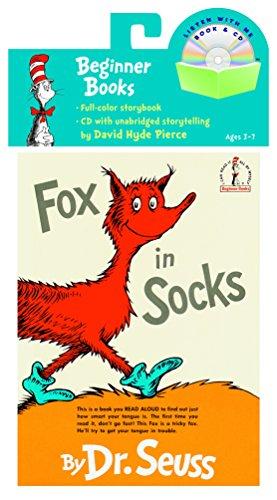 9780375834943: FOX IN SOCKS BOOK &