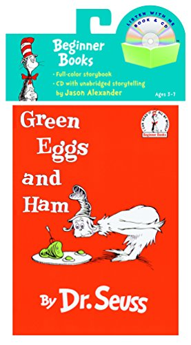 9780375834950: Green Eggs and Ham with CD (Dr. Seuss: Beginner Books)