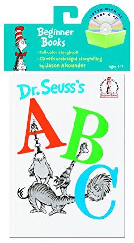 9780375834967: Dr. Seuss's ABC with CD (Dr. Seuss: Beginner Books)