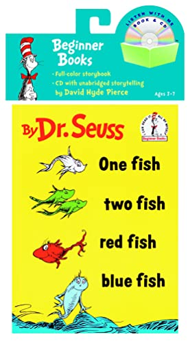 9780375834974: One Fish, Two Fish, Red Fish, Blue Fish