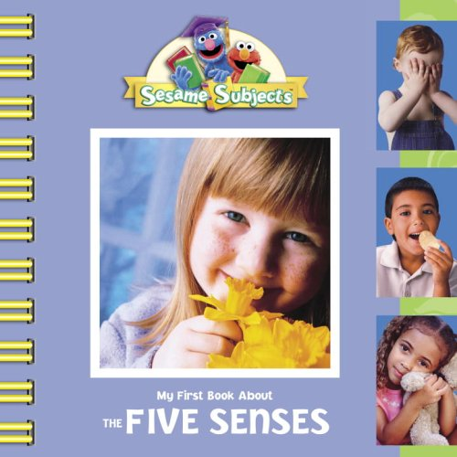 9780375835162: Sesame Subjects: My First Book About the Five Senses