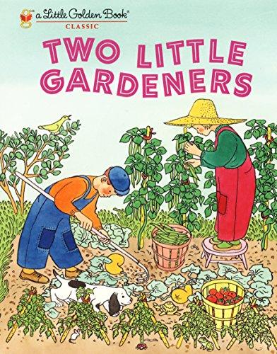 Two Little Gardeners (Little Golden Book): Brown, Margaret Wise; Hurd, Edith Thacher