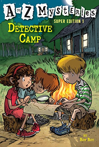 9780375835346: Detective Camp (A to Z Mysteries Super Edition, No. 1)