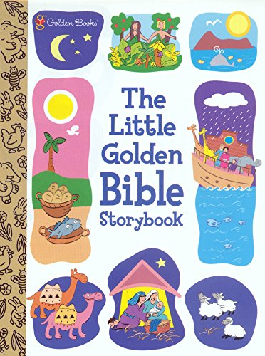 The Little Golden Bible Storybook Format: Loose-leaf: SIMEON, S.
