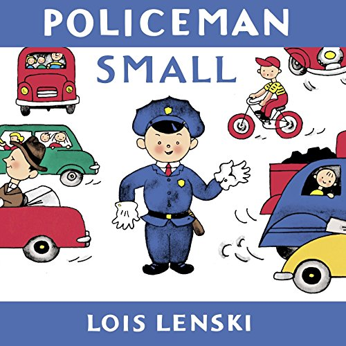 9780375835698: Policeman Small Board Book (Mr. Small Books)