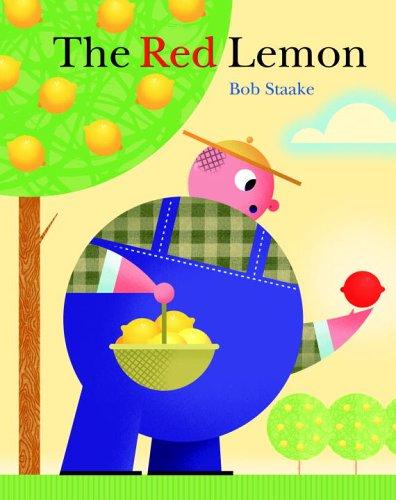 9780375835933: The Red Lemon (Deluxe Golden Book)