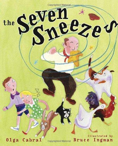9780375835940: The Seven Sneezes (A Golden Classic)