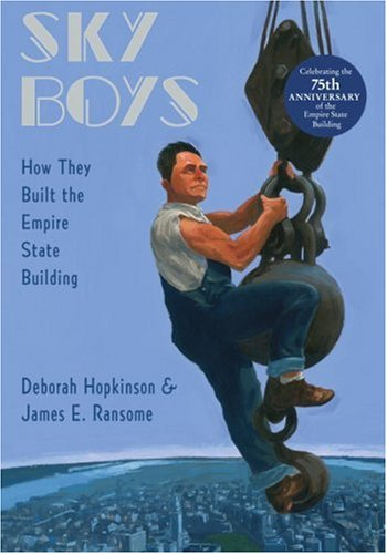 9780375836107: Sky Boys: How They Built the Empire State Building