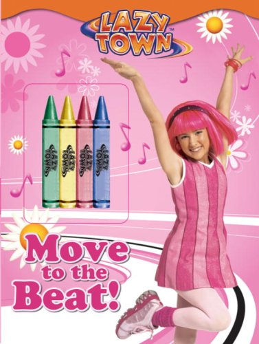 Move to the Beat! (Color Plus Chunky Crayons) (0375836233) by Golden Books