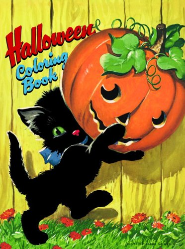 9780375836275: Halloween Coloring Book (Novelty Coloring Book)
