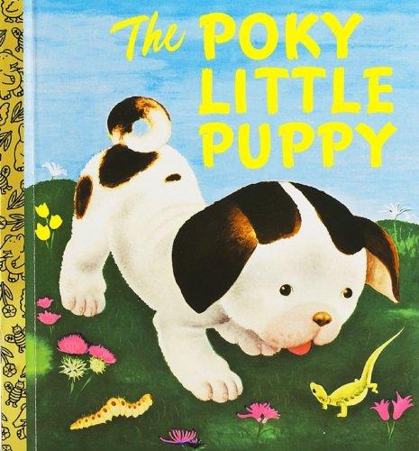 The Poky Little Puppy Jumbo Board: Janette Sebring Lowery