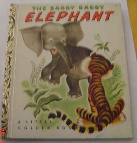 9780375836299: The Saggy Baggy Elephant