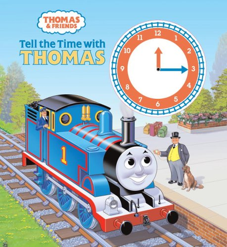 Tell the Time with Thomas (Thomas & Friends): Awdry, Christopher