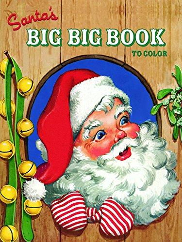 9780375836510: SANTA'S BIG BIG BOOK