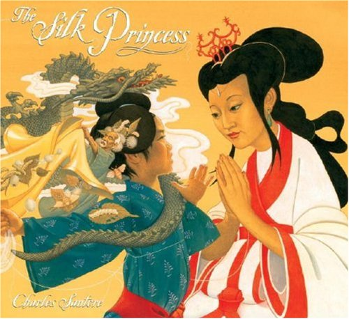 The Silk Princess (Picture Book) (0375836640) by Charles Santore