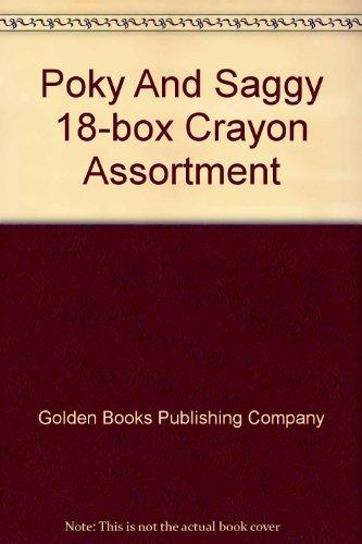 9780375836763: Poky 18-Box Crayon Assortment