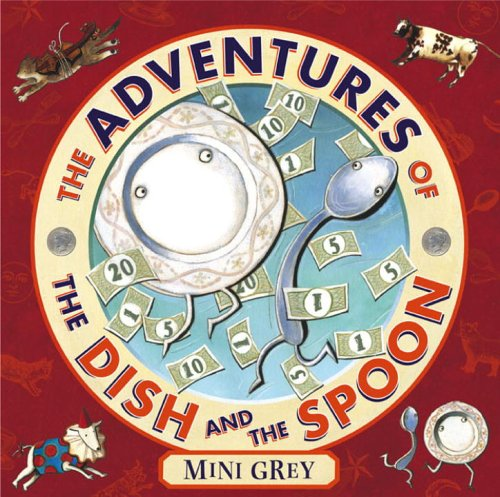 9780375836916: The Adventures of the Dish and the Spoon