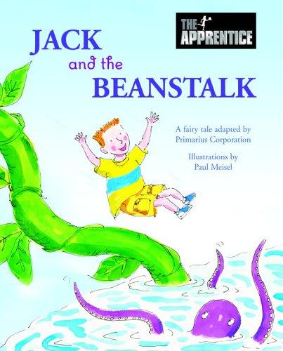 9780375837197: Jack and the Beanstalk: Martha Stewart Apprentice