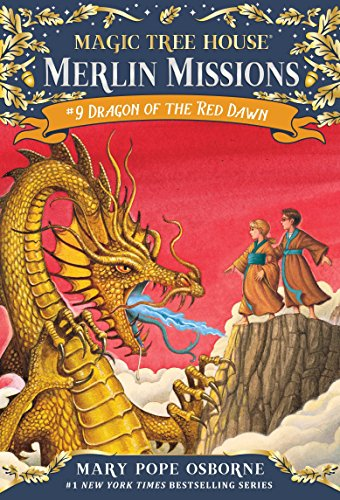 9780375837289: Magic Tree House #37 Dragon Of The Red Dawn