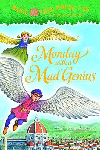 9780375837296: Monday with a Mad Genius (Magic Tree House, No. 38)