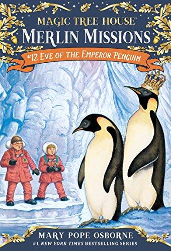 9780375837340: Eve of the Emperor Penguin