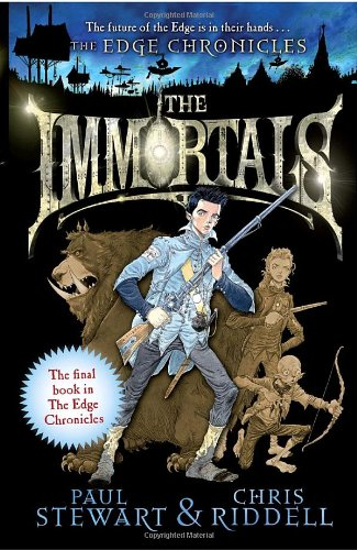 9780375837432: The Immortals: The final book in Edge Chronicles (The Edge Chronicles No. 10)