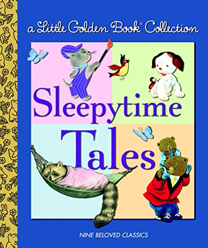 Sleepytime Tales: Lg 9780375838484 There's nothing like a Little Golden Book--and everyone's favorites can be found in this deluxe, affordable compilation. Beautifully bound, this volume of bedtime stories features such unforgettable stories as The Poky Little Puppy, The Sleepy Book, and Good Night, Little Bear in their entirety . . . as well as some new favorites, too!