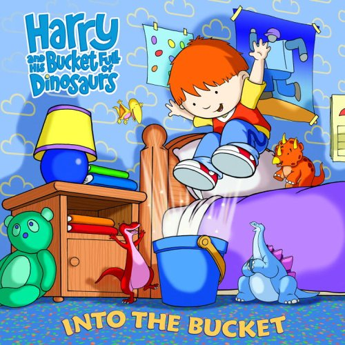 9780375838675: Harry and His Bucket Full of Dinosaurs: Into the Bucket (Pictureback(R))