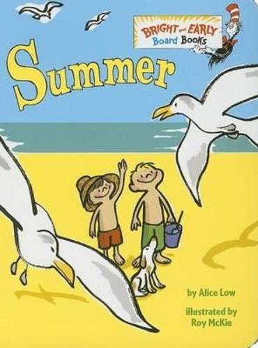 9780375838705: Summer (Bright & Early Board Books(TM))