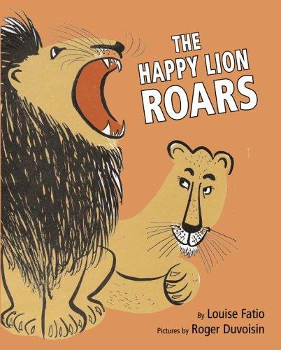 9780375838873: The Happy Lion Roars