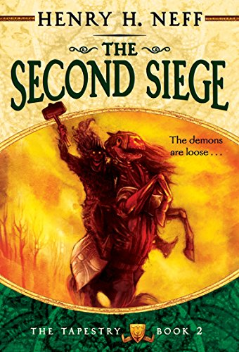 9780375838972: The Second Siege: Book Two of the Tapestry (Tapestry (Yearling Books))