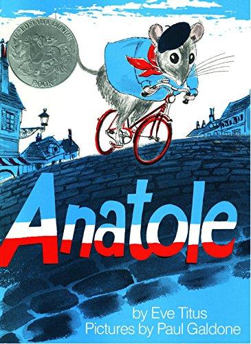 9780375839016: Anatole