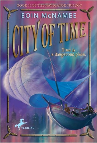 9780375839139: City of Time (Navigator Trilogy)
