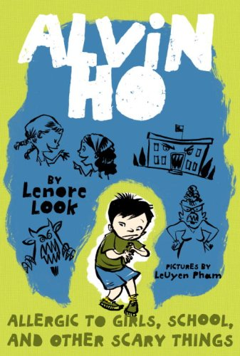 9780375839146: Alvin Ho: Allergic to Girls, School, and Other Scary Things